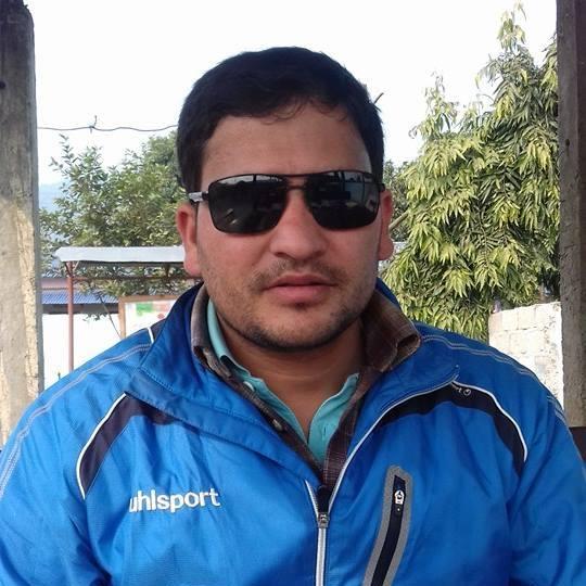 Mr. Shree Krishna Neupane